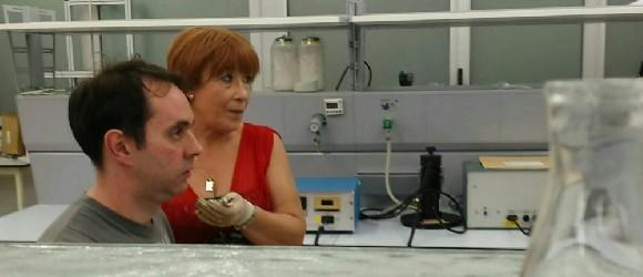 Carmen Laboratorio