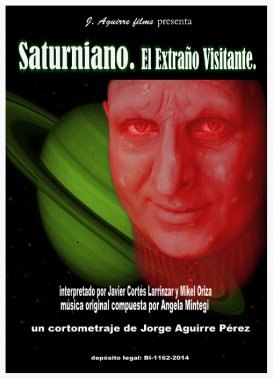 Saturniano poster