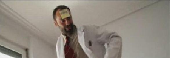 Médico loco
