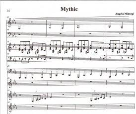 Partitura mythic