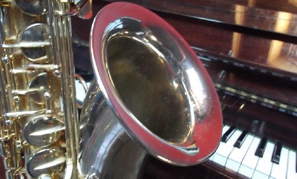 Piano Sax