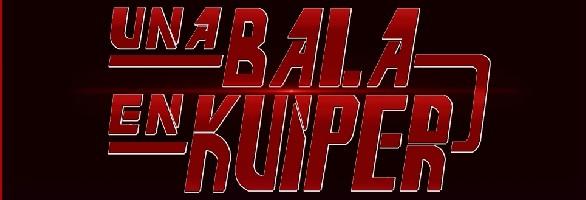 Título Una bala en Kuiper Logo
